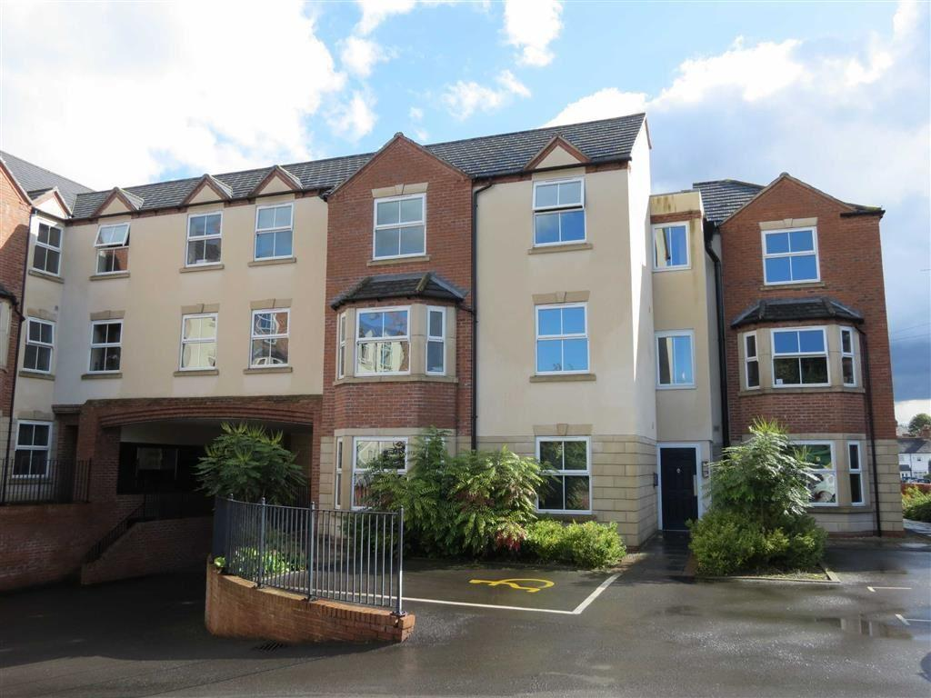 1 Bedroom Apartment Flat for sale in Bromley Court, Copthorne Road, Shrewsbury, Shropshire