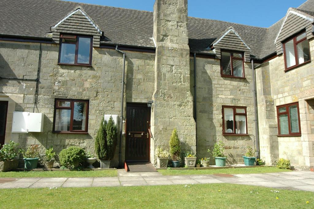 2 Bedrooms Retirement Property for sale in King Edwards Court, Shaftesbury, Dorset, SP7
