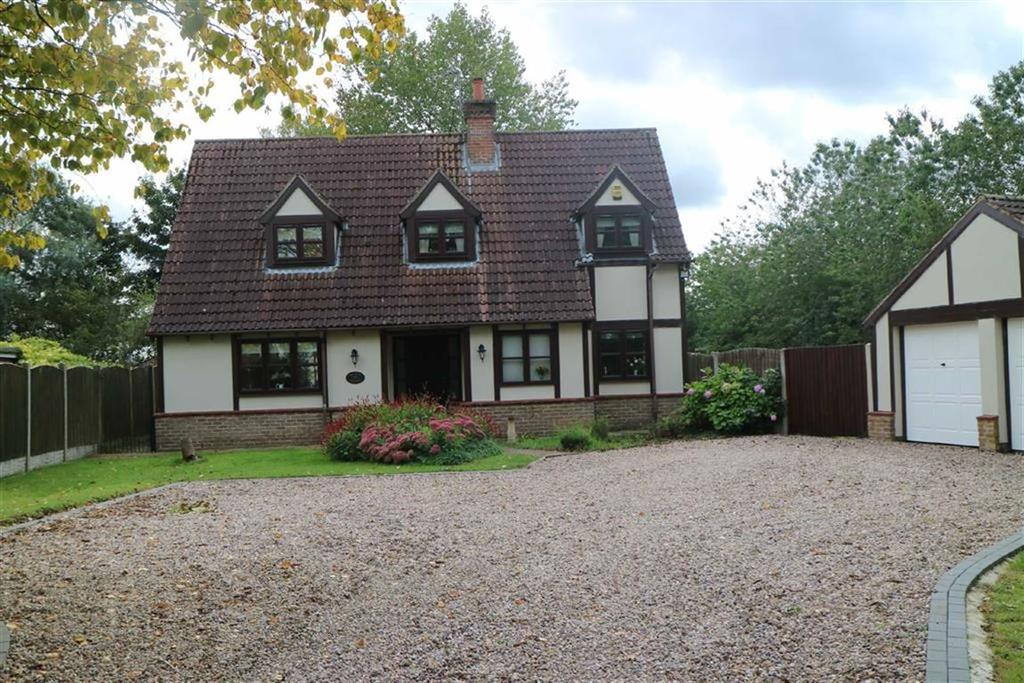 4 Bedrooms Detached House for sale in Henning Lane, Sutton In Ashfield, Notts, NG17