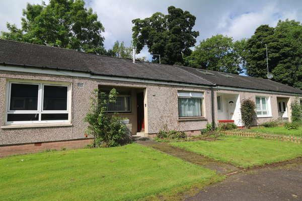 1 Bedroom Terraced Bungalow for sale in 3 Stable Place, Milngavie, Glasgow, G62 7LJ