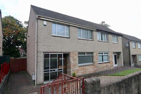 3 Bedrooms Semi-detached Villa House for sale in 28 Hepburnhill, Hamilton, ML3 8AU