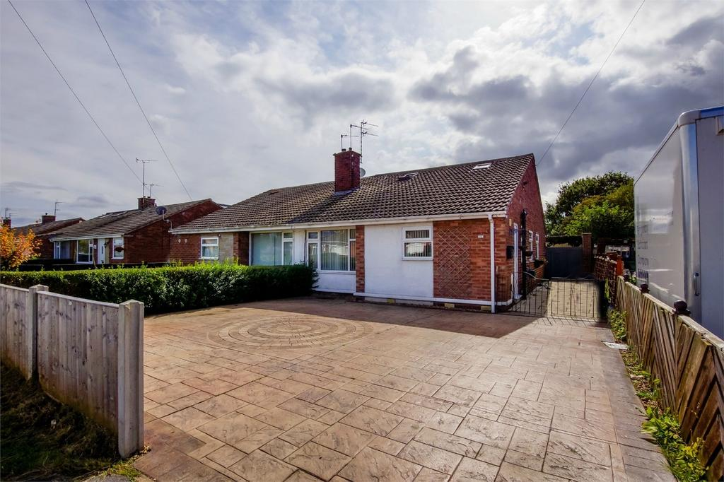 3 Bedrooms Semi Detached House for sale in Woodland Way, Huntington, YORK