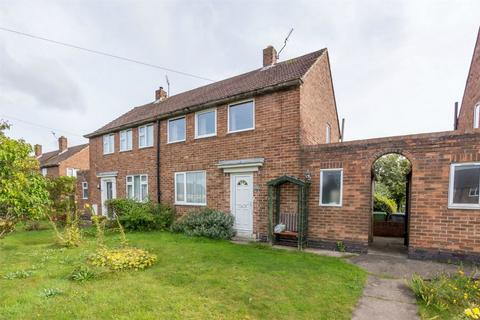 2 bedroom semi-detached house for sale - Bramham Road, YORK