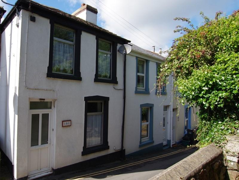 2 Bedrooms End Of Terrace House for sale in Coombe Vale Road, Teignmouth
