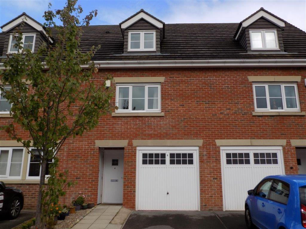3 Bedrooms Town House for sale in Ashtree Gardens, Millhouse Green, S36