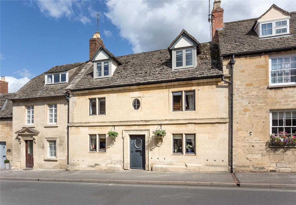4 Bedrooms Terraced House for sale in North Street, Winchcombe, Cheltenham, Gloucestershire, GL54