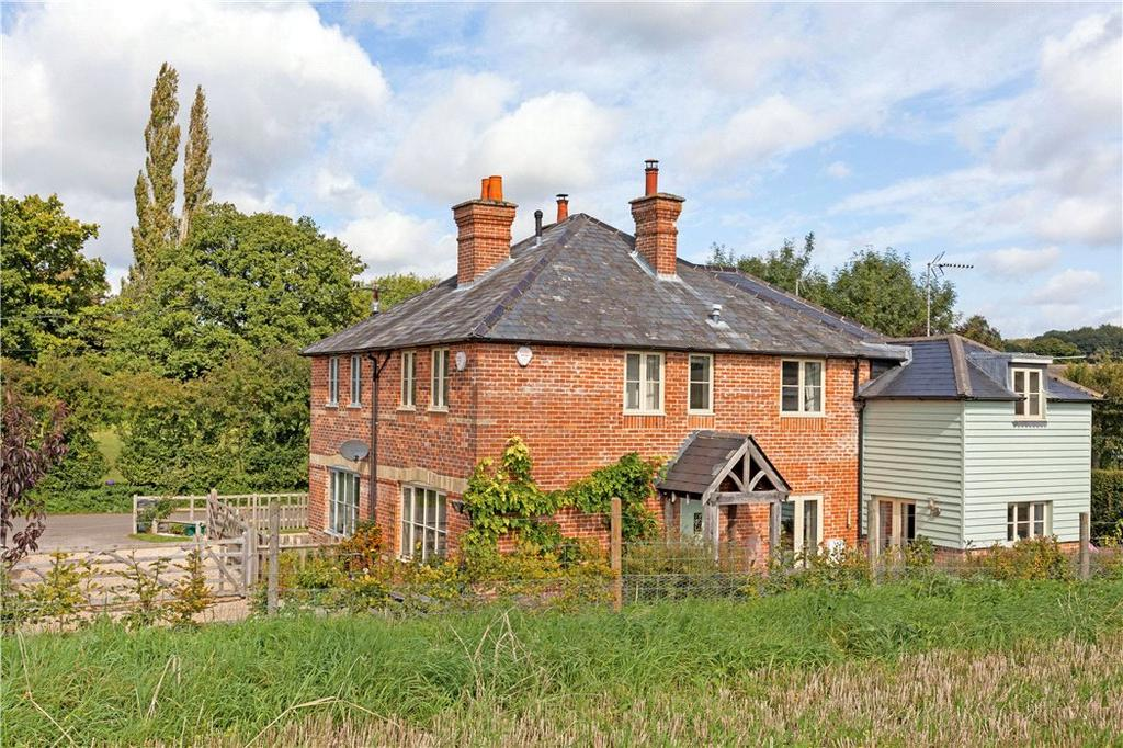 3 Bedrooms House for sale in Stoke Road, Smannell, Andover, Hampshire, SP11