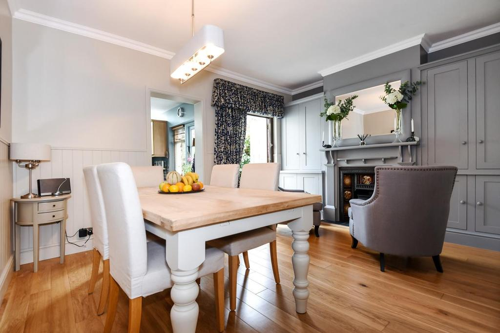 4 Bedrooms Terraced House for sale in Grove Road, Wimbledon