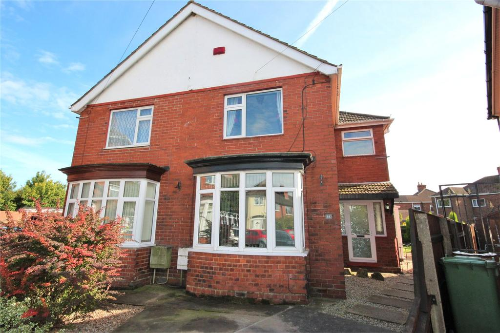 3 Bedrooms Semi Detached House for sale in Mirfield Road, Grimsby, DN32