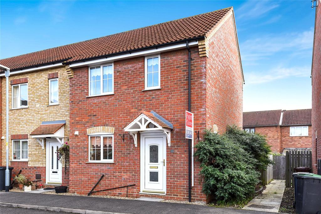 2 Bedrooms House for sale in Bramling Way, Sleaford, NG34