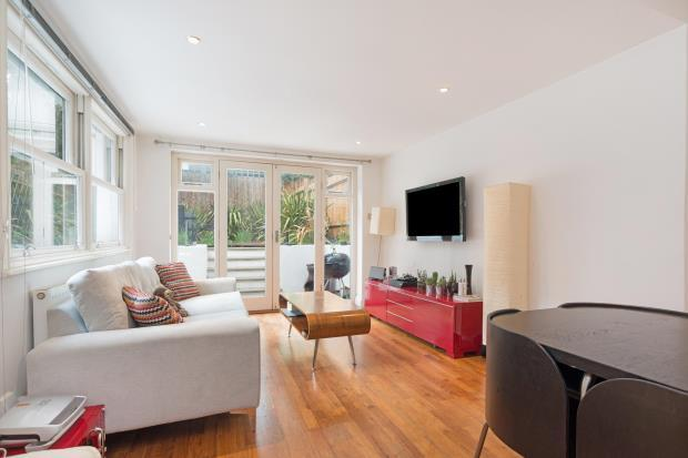 3 Bedrooms Flat for sale in Sherriff Road, West Hampstead, London, NW6