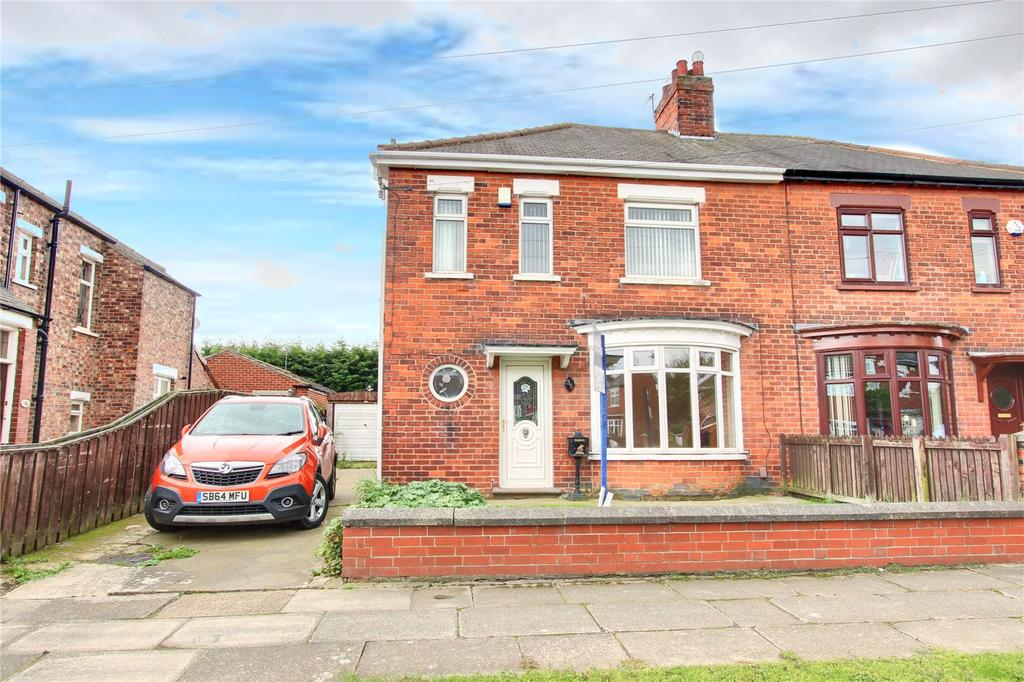 3 Bedrooms Semi Detached House for sale in Arlington Road, Linthorpe