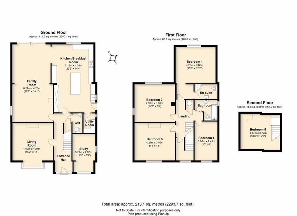 5 Bedrooms Detached House for sale in Topstreet Way, Harpenden, Hertfordshire, AL5