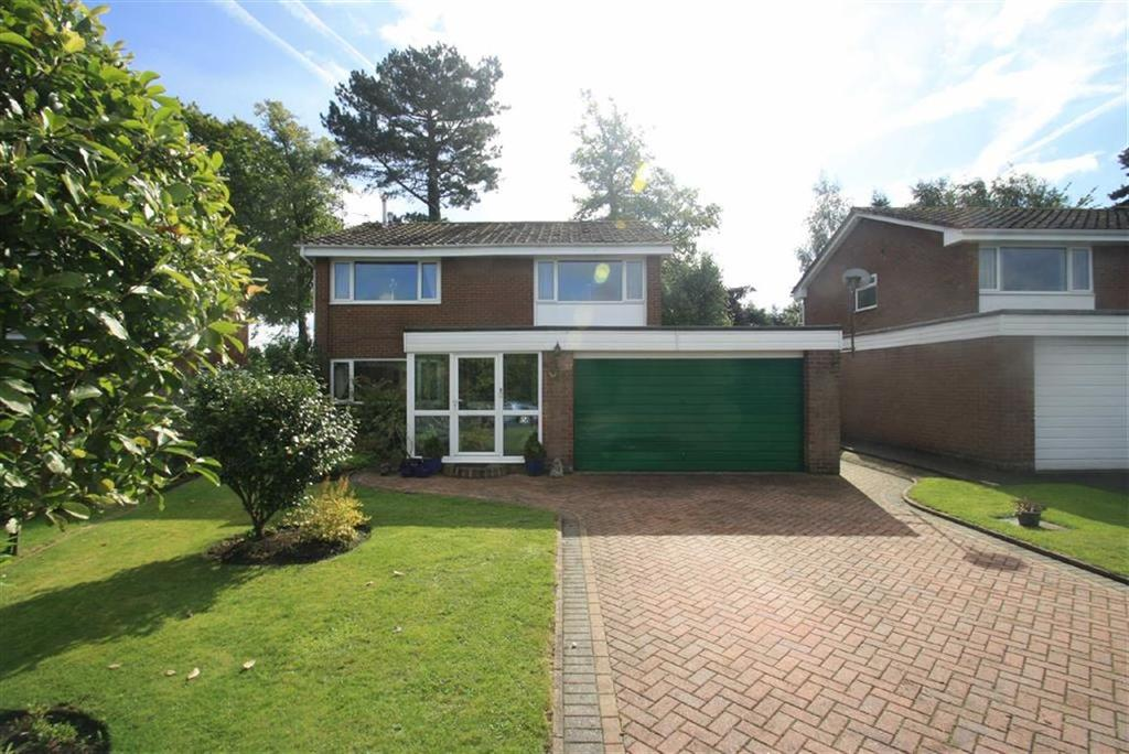 4 Bedrooms Detached House for sale in Ashford Road, Wilmslow
