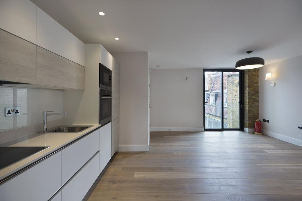1 Bedroom Apartment Flat for sale in Soho, London, W1D