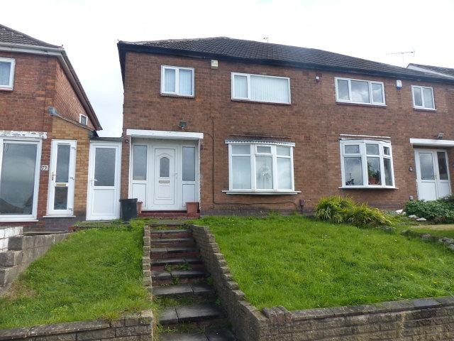 3 Bedrooms Semi Detached House for sale in Craythorne Avenue,Handsworth Wood,Birmingham