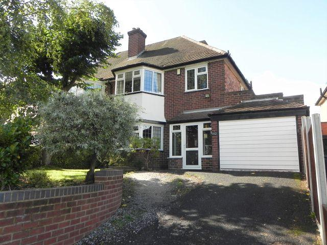 3 Bedrooms Semi Detached House for sale in Orphanage Road,Wylde Green,Sutton Coldfield