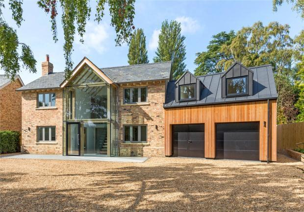 5 Bedrooms Detached House for sale in Comberton Road, Barton, Cambridge