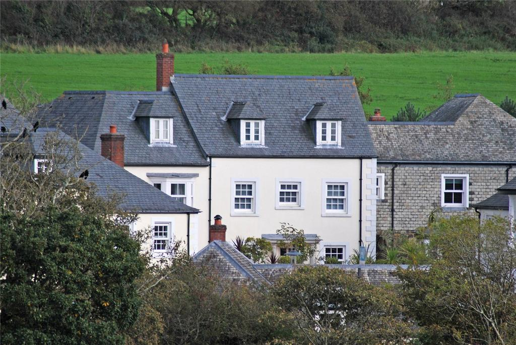 4 Bedrooms Terraced House for sale in Belvedere, Truro, Cornwall