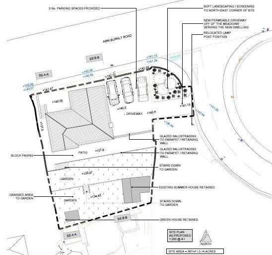4 Bedrooms Land Commercial for sale in Land at Woodroyd Crescent, Luddenden Foot, Halifax