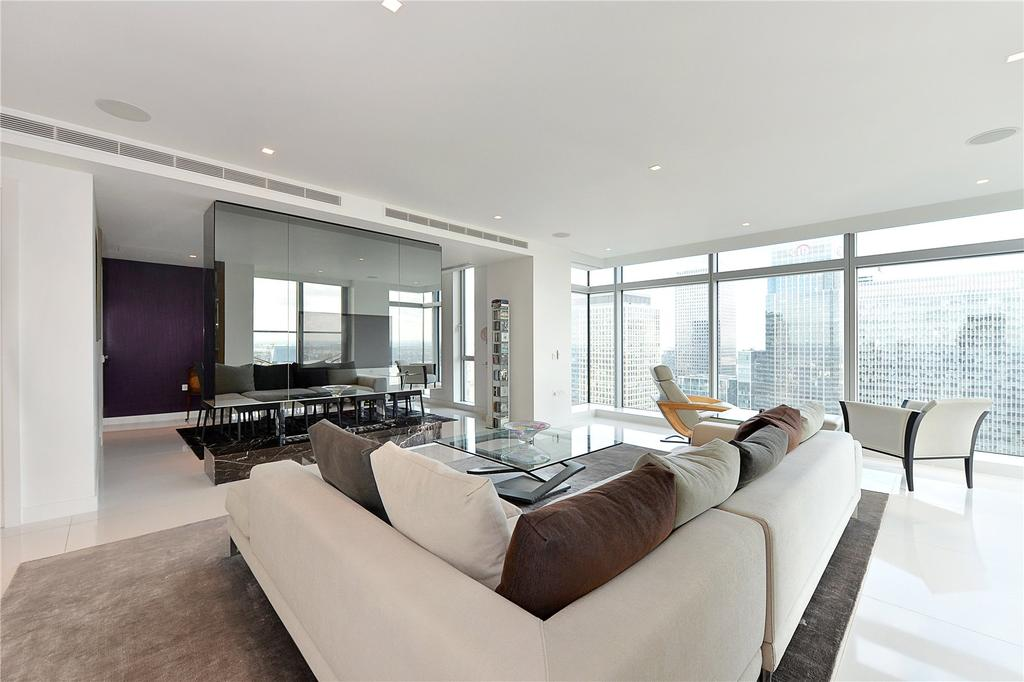 2 Bedrooms Flat for sale in Pan Peninsula Square, London
