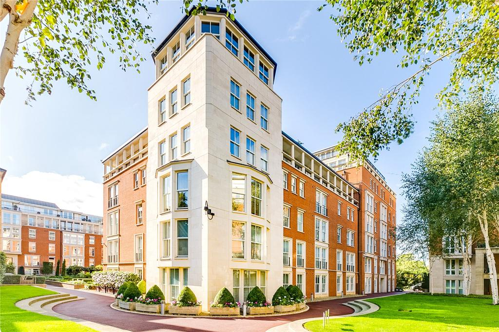 2 Bedrooms Flat for sale in Bredin House, Coleridge Gardens, Chelsea