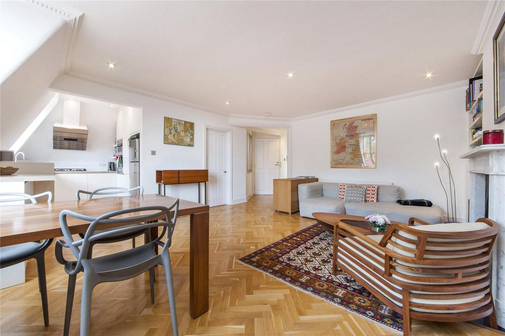 3 Bedrooms Flat for sale in Hall Road, St John's Wood