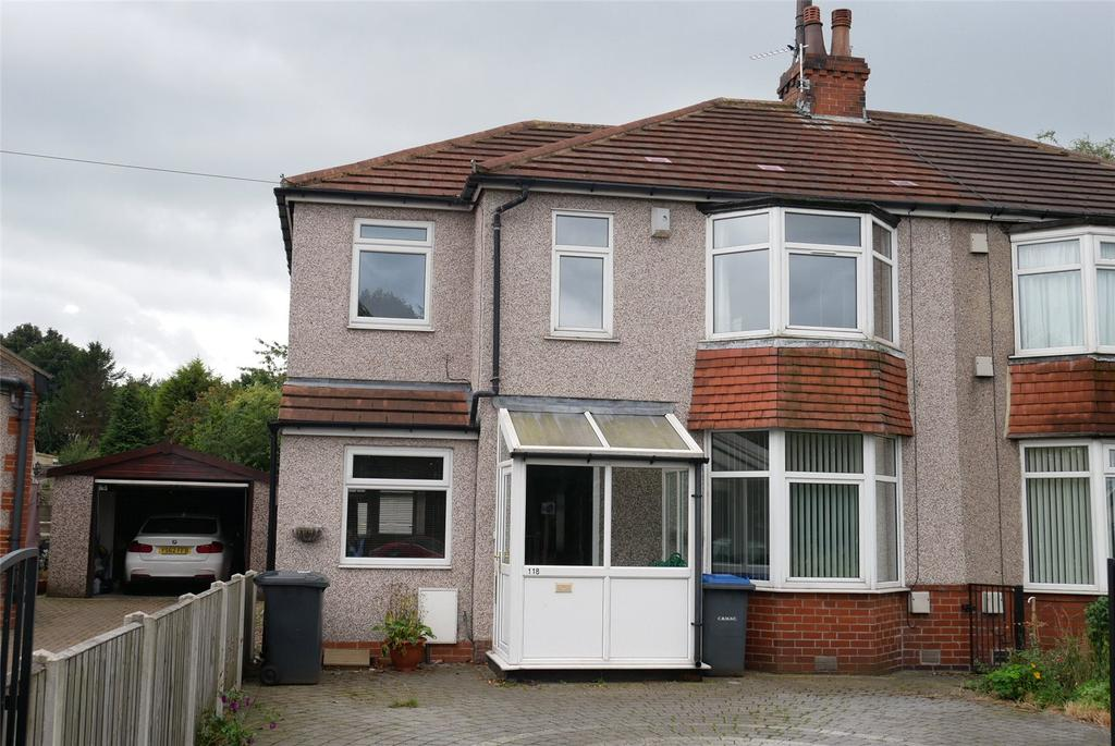 5 Bedrooms Semi Detached House for sale in Mayo Avenue, Bradford, West Yorkshire, BD5