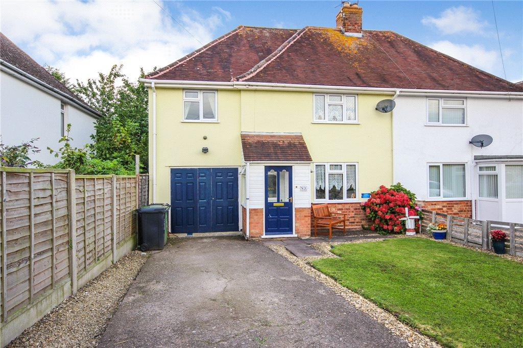 4 Bedrooms Semi Detached House for sale in Orchard View Cottages, Main Street, Bishampton, Pershore, WR10