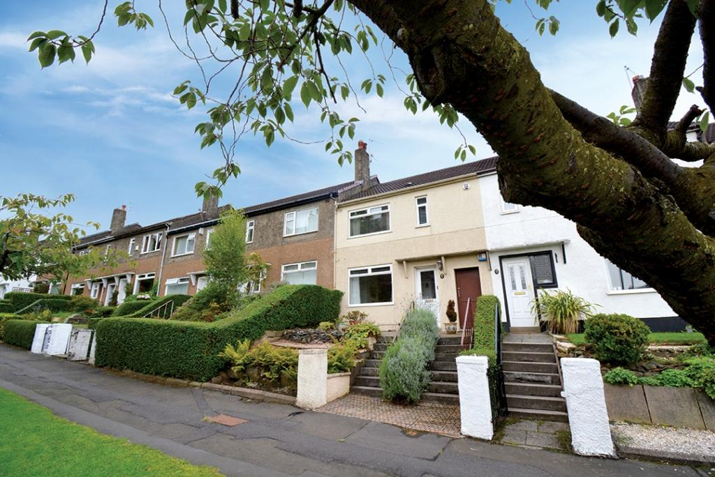 3 Bedrooms Terraced House for sale in 16 Beechwood Drive, Broomhill, G11 7EX