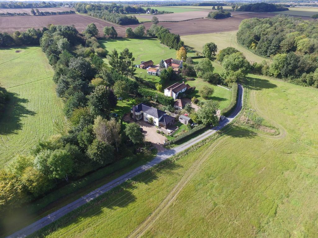 4 Bedrooms Detached House for sale in Seething Fen, Seething