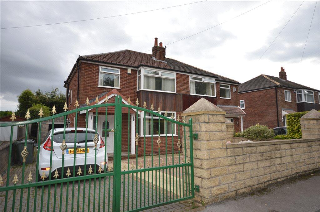 3 Bedrooms Semi Detached House for sale in Town Street, Middleton, Leeds, West Yorkshire