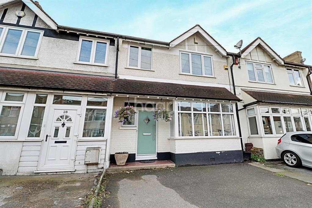 3 Bedrooms Terraced House for sale in Park Road, Dartford, DA1