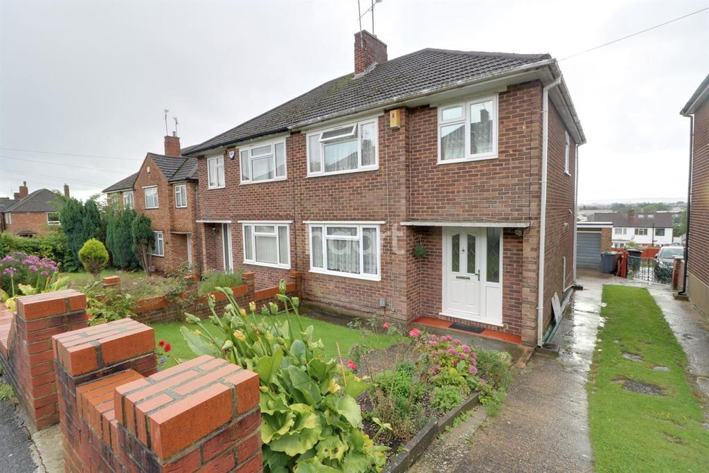 3 Bedrooms Semi Detached House for sale in Grampian Way, LU3