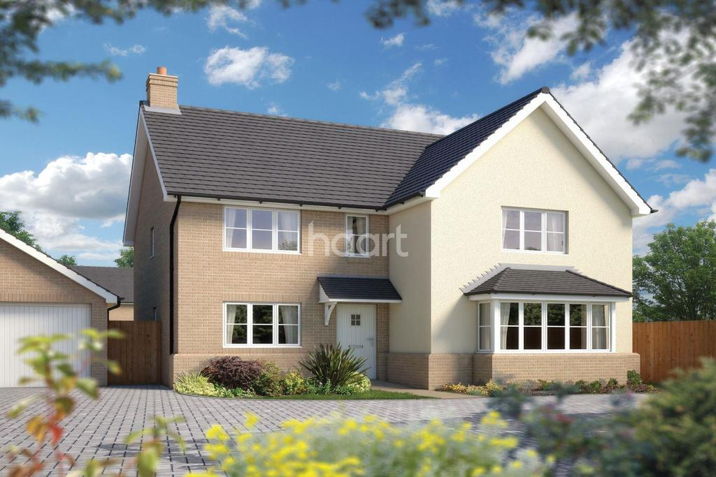 4 Bedrooms Detached House for sale in Orchard Fields, Barming, Maidstone, ME16
