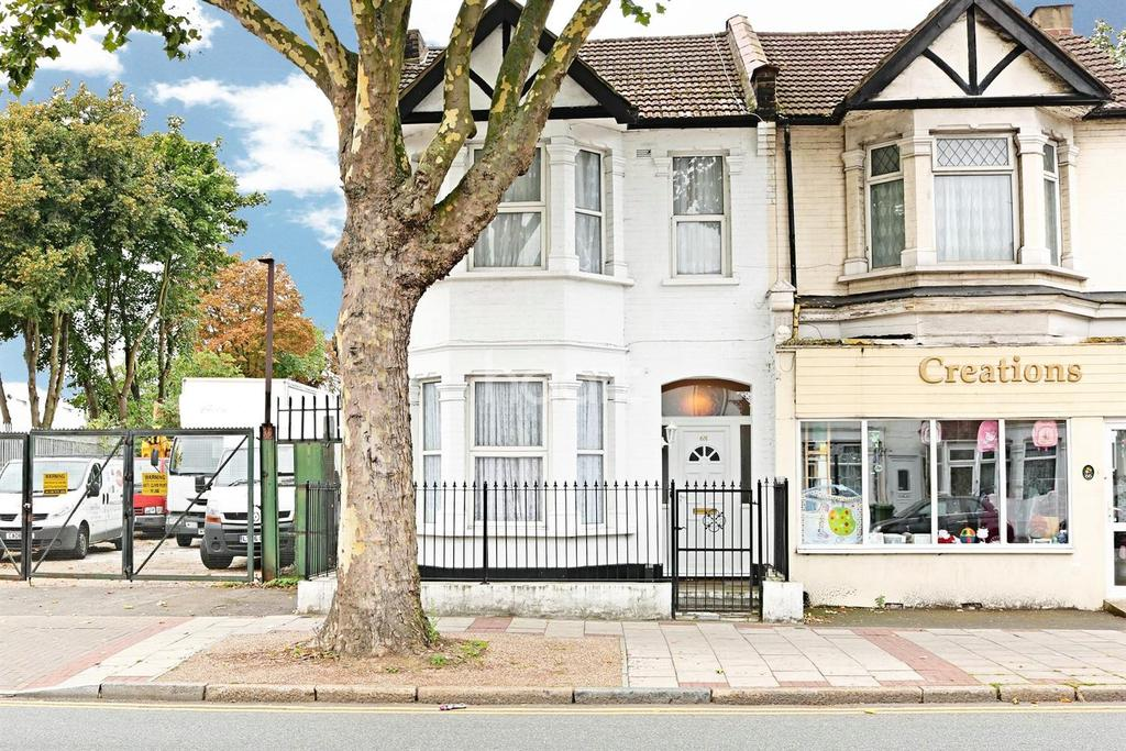 3 Bedrooms Terraced House for sale in Prince Regent Lane, Plaistow