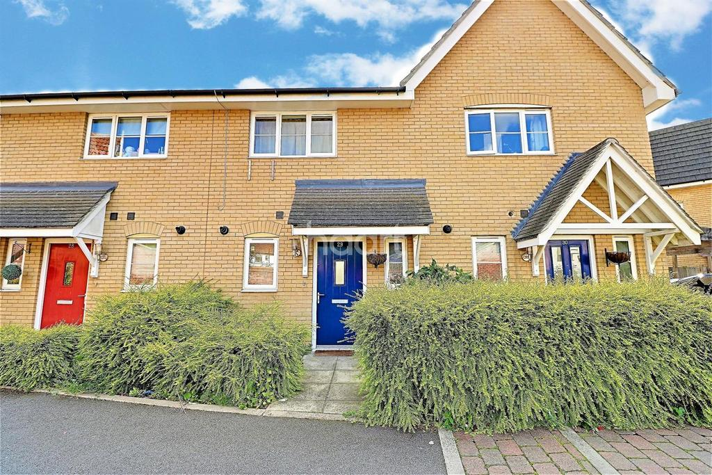 2 Bedrooms Semi Detached House for sale in Craigen Gardens, Ilford, Essex