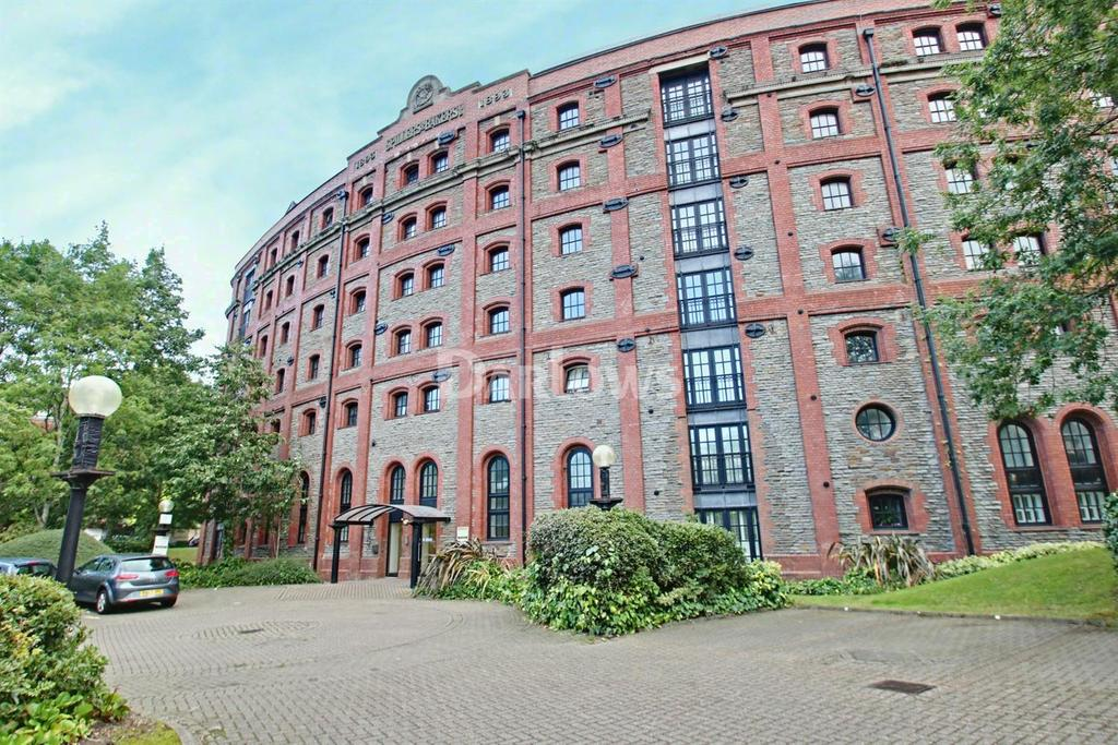2 Bedrooms Flat for sale in Spillers Bakers, Cardiff Bay