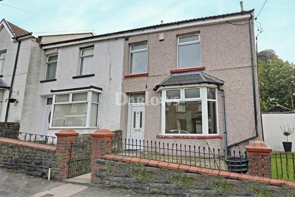 3 Bedrooms End Of Terrace House for sale in Trafalgar Terrace, Ystrad