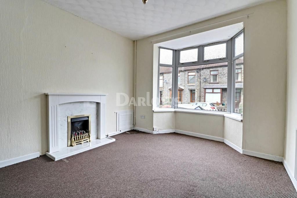 3 Bedrooms End Of Terrace House for sale in Trafalgar Terrace, Ystrad