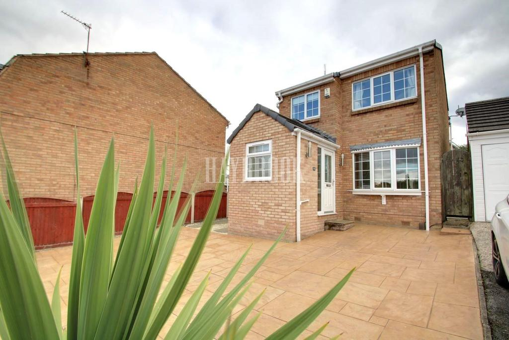 3 Bedrooms Detached House for sale in Stubbin Close, Rawmarsh