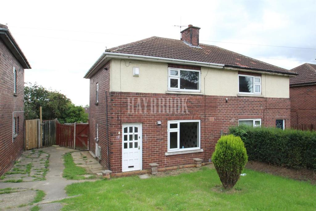 3 Bedrooms Semi Detached House for sale in South Street, Kimberworth