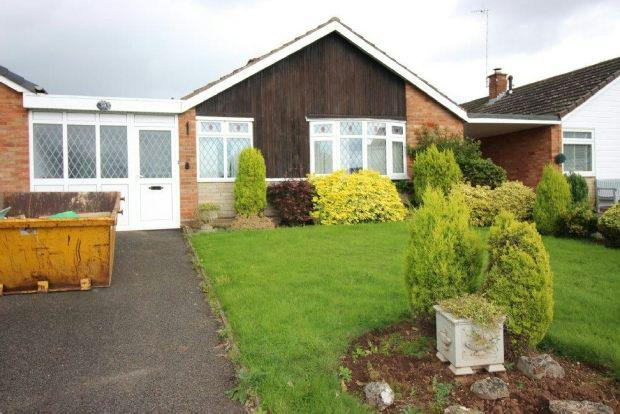 2 Bedrooms Detached Bungalow for sale in Milford Close, West Point, Allesley Village, Coventry