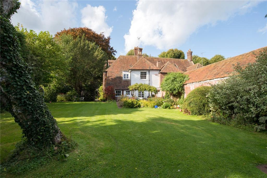 4 Bedrooms Semi Detached House for sale in The Street, Chilham, Canterbury, Kent