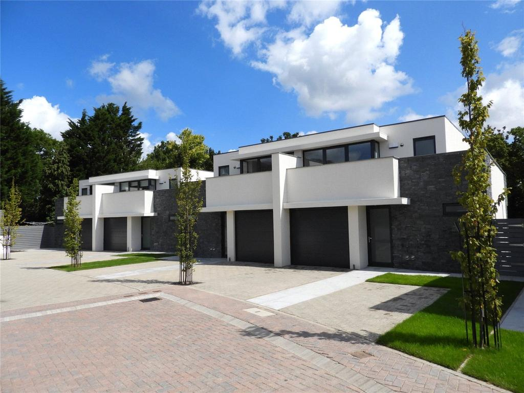 4 Bedrooms Mews House for sale in Wesley Mews, Station Road, Dinas Powys, Vale Of Glamorgan, CF64