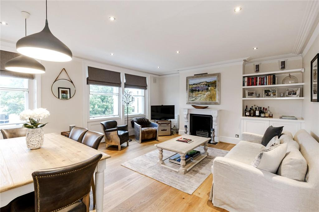 3 Bedrooms Maisonette Flat for sale in Nightingale Lane, London, SW12