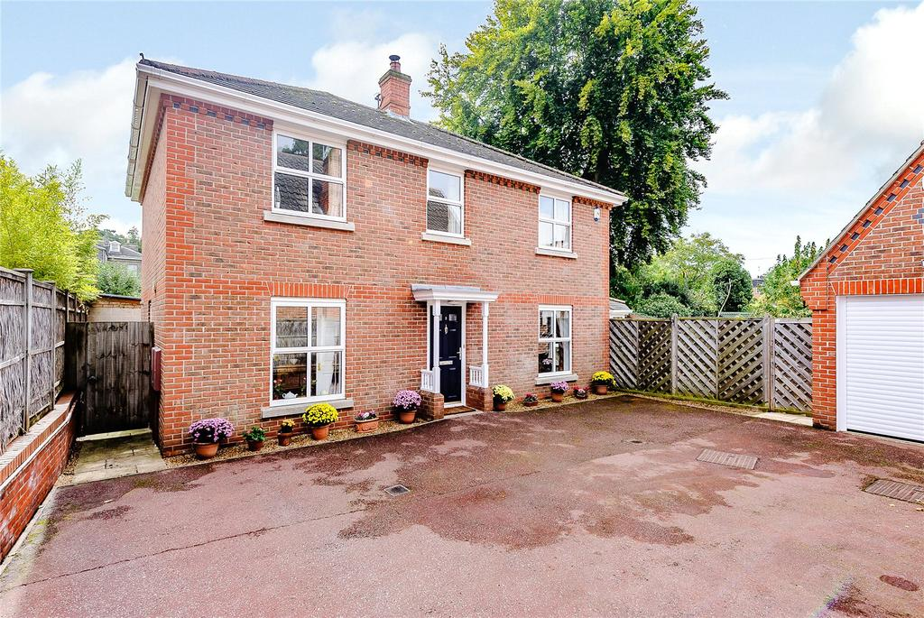 4 Bedrooms Detached House for sale in Paxton Place, Norwich, Norfolk, NR2