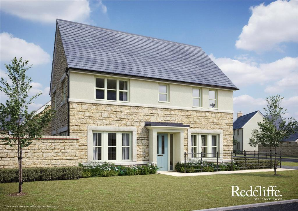 3 Bedrooms Detached House for sale in Park Place, Park Lane, Corsham, Wiltshire, SN13
