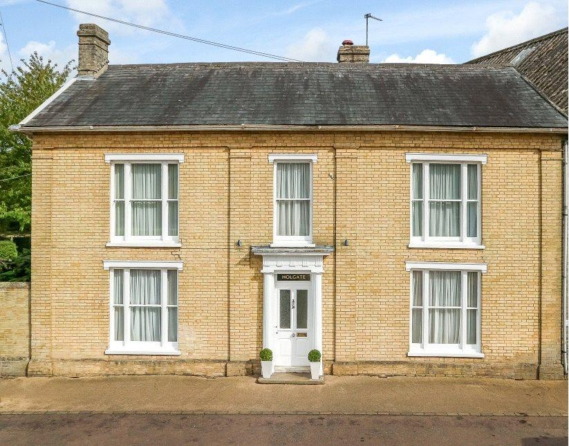 6 Bedrooms Semi Detached House for sale in Hall Street, Long Melford, Sudbury, Suffolk, CO10