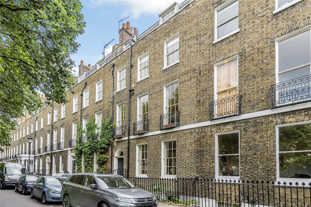 5 Bedrooms Terraced House for sale in Compton Terrace, Islington, London, N1